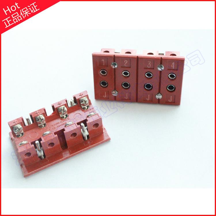 1132-4-J熱電偶插座排插