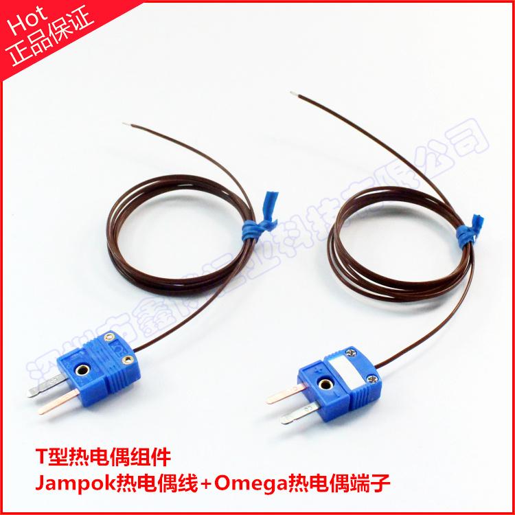 T2*0.3珠狀線狀熱電偶探頭