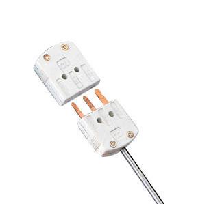PR-17高精度帶小型連接器快速斷開桿狀熱電阻溫度探頭