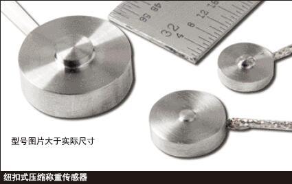 美國Omega紐扣式應變片稱重傳感器