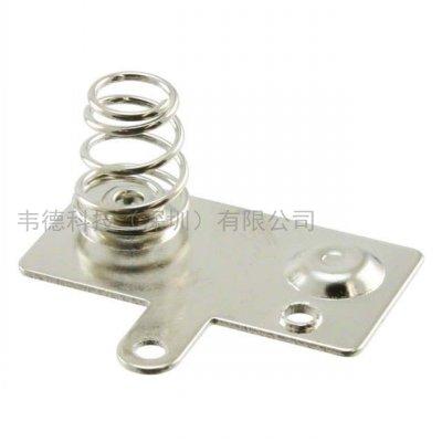 keystone電池觸點彈簧_5211—韋德科技(深圳)有限公司0755-2665 6615