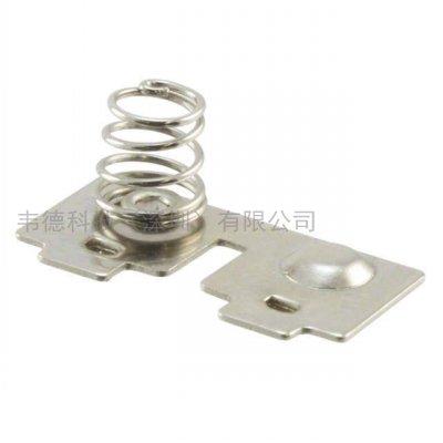 keystone電池觸點彈簧_5213—韋德科技(深圳)有限公司0755-2665 6615