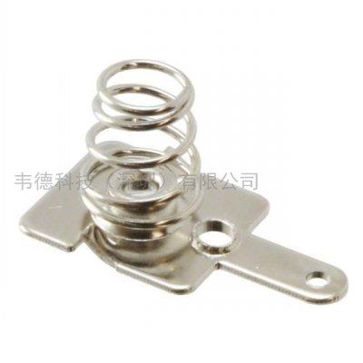 keystone電池觸點彈簧_5204—韋德科技(深圳)有限公司0755-2665 6615