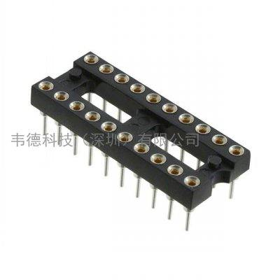 mill-max 110-41-320-41-001000_連接器用于ic的插座_韋德科技(深圳)有限公司