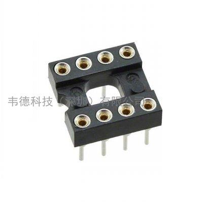 mill-max110-41-308-41-001000_連接器用于ic的插座_韋德科技(深圳)有限公司