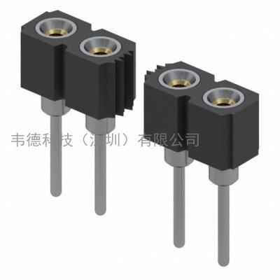 mill-max 311-93-164-41-001000_mill-max矩形連接器-針座,插座,母插口_韋德科技(深圳)有限公司