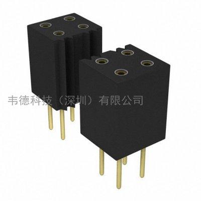 mill-max 853-93-100-10-001000 _ mill-max矩形連接器-針座,插座,母插口_韋德科技(深圳)有限公司