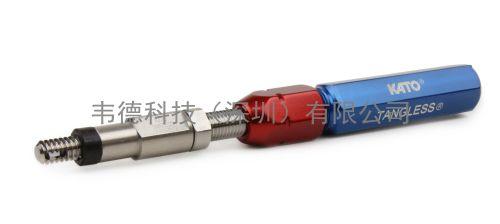 kato無尾螺套安裝工具_手動工具,適合裝配公制無尾螺套_韋德科技(深圳)有限公司