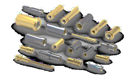 Mill-Max連接器-引腳插座