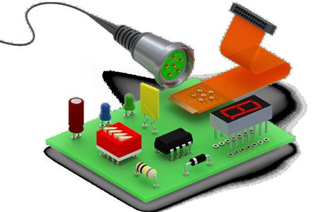 Mill-Max連接器_PC板中的插座