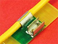 Zierick1286,新的表面貼裝絕緣刺穿式壓接端子之一