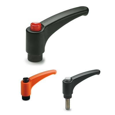 伊莉莎岡特Elesa+Ganter ERX.可調節手柄韋德科技代理銷售0755-26656615