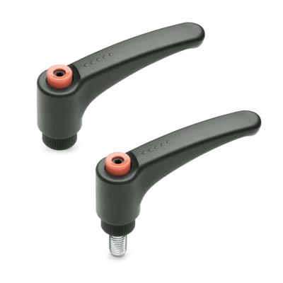 伊莉莎岡特Elesa+Ganter ERX-AV 可調節手柄韋德科技代理銷售0755-26656615