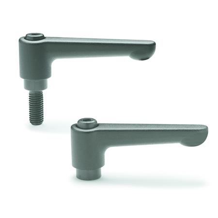 伊莉莎岡特Elesa+Ganter GN 302 可調節手柄韋德科技代理銷售0755-26656615