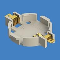 Keystone紐扣電池座_韋德科技代理銷售0755-26656615