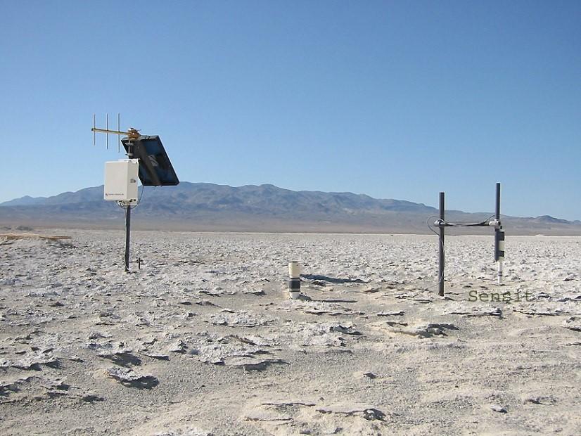 QT-1070 風蝕觀測係統