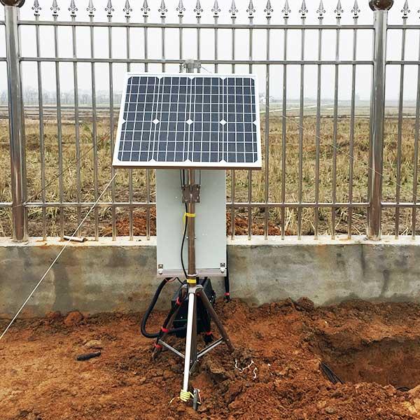 QTLog土壤墒情監測係統
