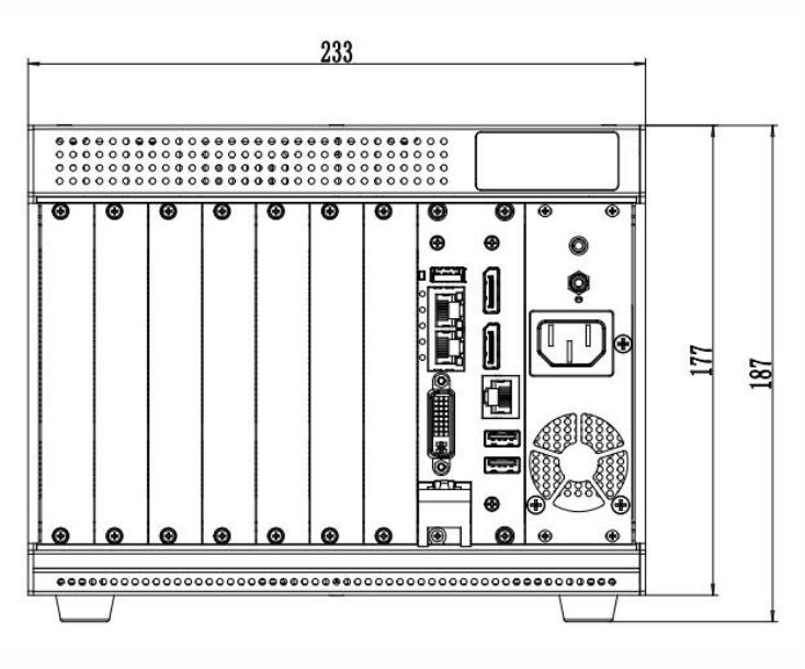 阿爾泰科技 CPCIC-7308 工業機箱2