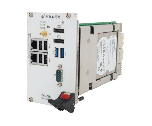 阿爾泰PXIe7683控制器