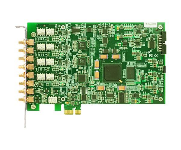 阿爾泰PCIE高速數據采集卡
