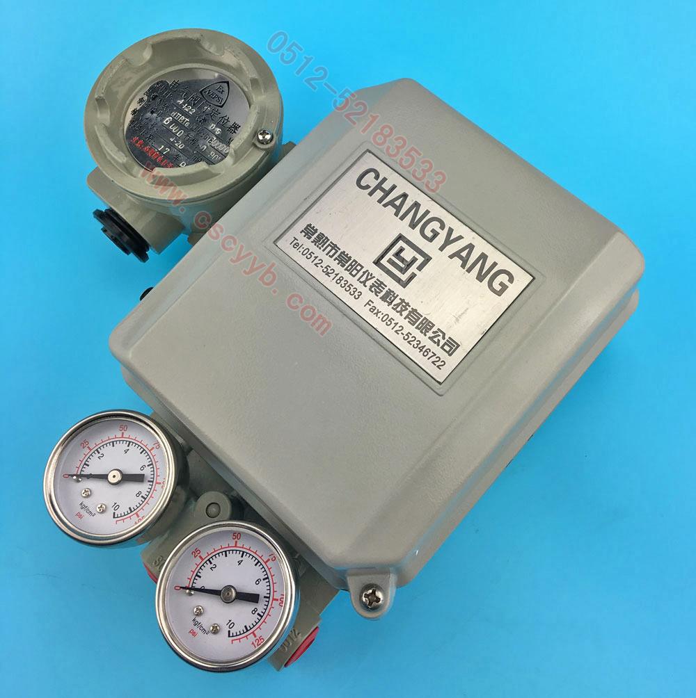 EP4000電氣閥門定位器