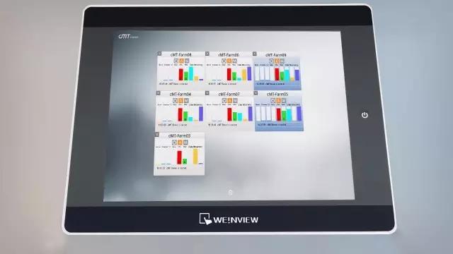 威纶通触摸屏 CMT-IPC10新产品上市啦