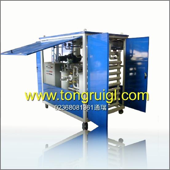 互感器油雙級真空濾油機