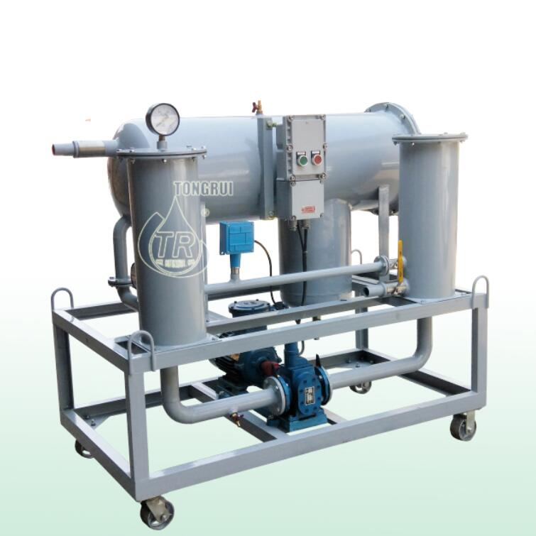 輕質潤滑油燃油濾油機