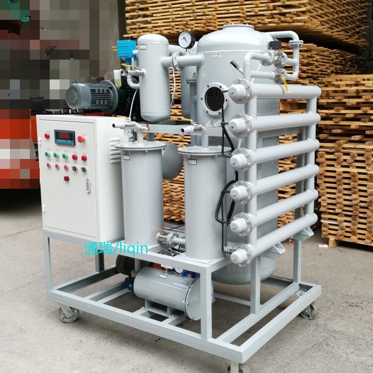 ZJA變壓器油高效雙級真空濾油機