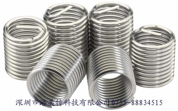 钢丝螺套,不锈钢钢丝螺套