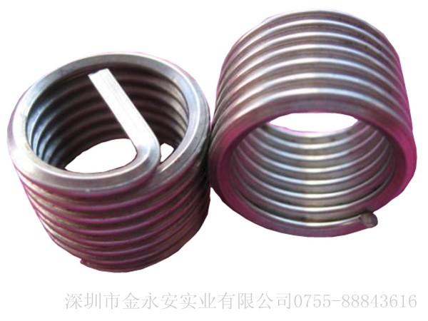 深圳金永安专业为内部螺纹修复提供解决方案