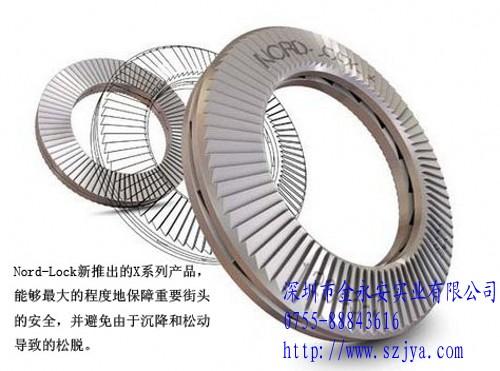防松垫圈应用于机械制造