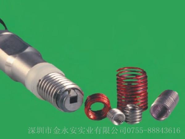 无尾螺套安装工具的使用--深圳市金永安实业有限公司