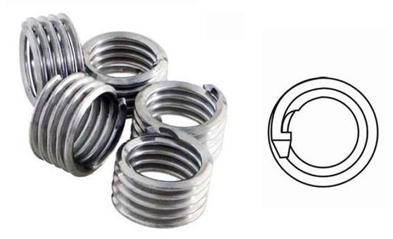 铝合金安装无尾螺套可防止螺牙磨损--深圳金永安实业有限公司