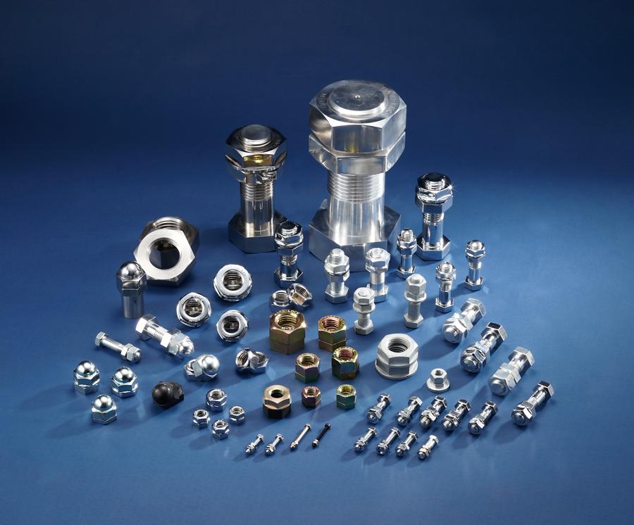 Hardlock螺母的锁紧原理 日本永不松动的螺母原理-深圳金永安实业有限公司0755-88843616