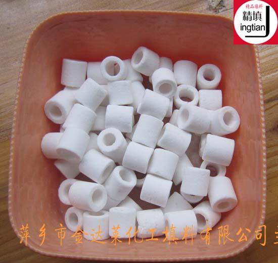 过滤石英玻璃环 萍乡金达莱化工填料