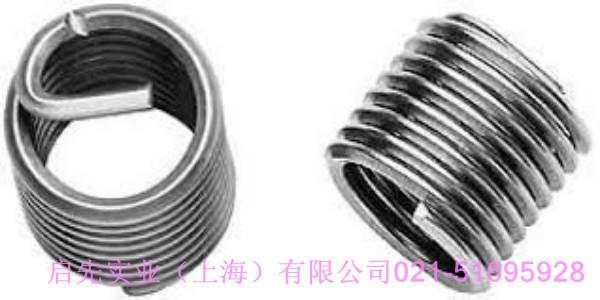 不锈钢螺套UNC1/4-20-1.5d的详细参数