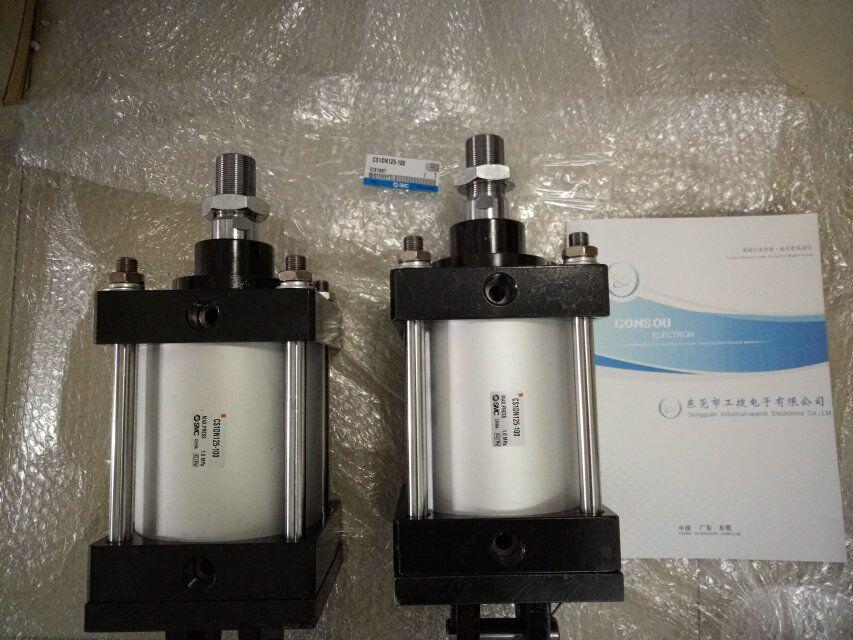 日本SMC标准气缸CS1系列(图)