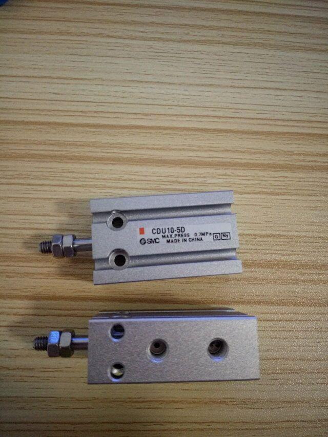 日本SMC紧凑型气缸CU系列(图)