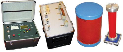 YHCX2858 變頻串聯諧振耐壓設備