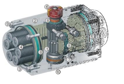 意大利型AT气动执行器