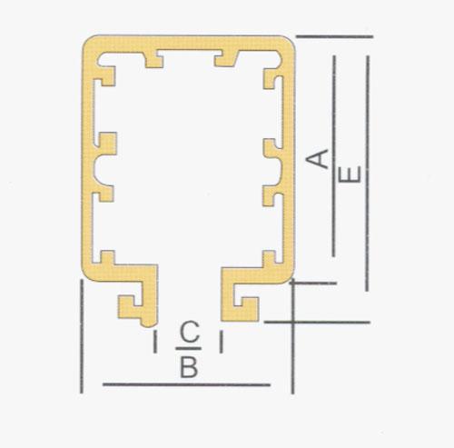 HXTS-50/170滑触线 上海徐吉电气13917842543