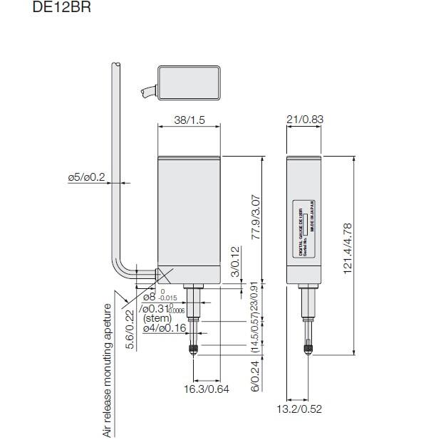 DE-12BR探規/DE-30BR