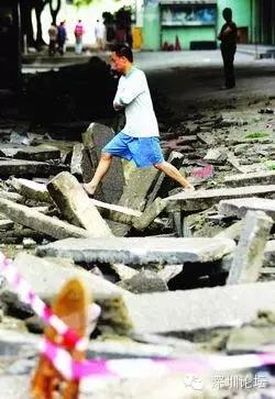 深圳爆炸事件 盤點近年來國內爆炸事件