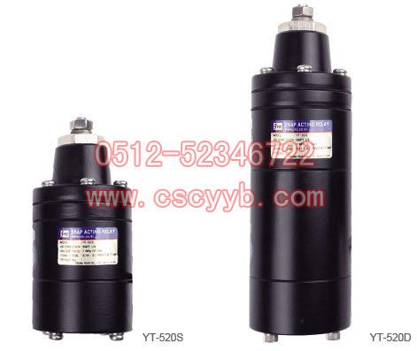 YT-520,525氣控換向閥