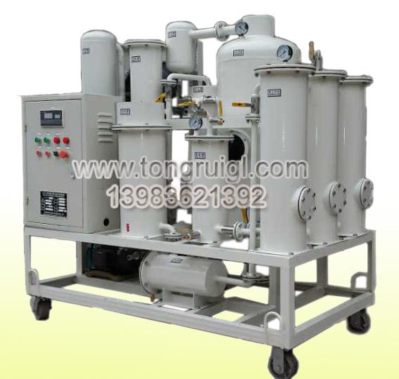 ZJD-R多功能再生濾油機