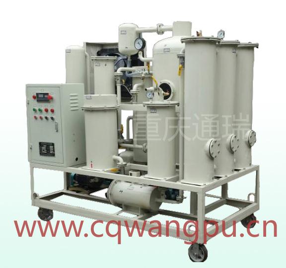 ZJD-R多功能再生液壓油專用濾油機