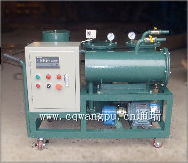 YL-R加熱型油過濾機
