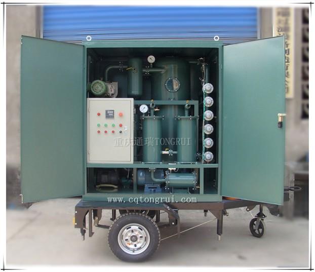 ZJA絕緣油雙級高效真空濾油機