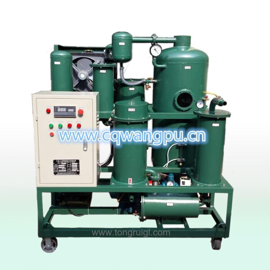 ZJD-C-50齒輪油濾油機